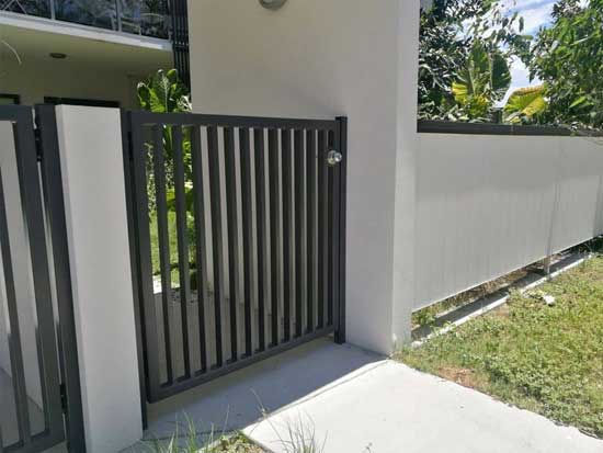 Update your home in Brisbane with our Automatic Gates